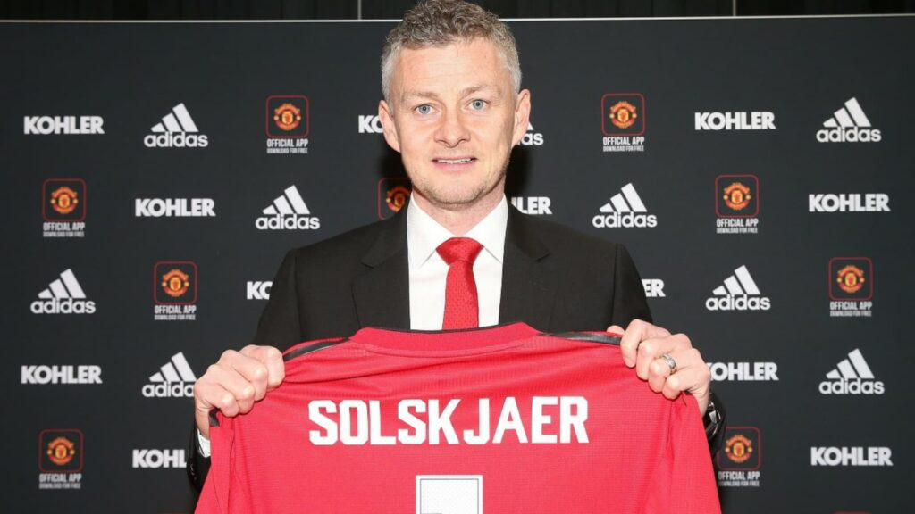 Ole Gunnar Solskjaer signs contract extension at Manchester United »  FirstSportz