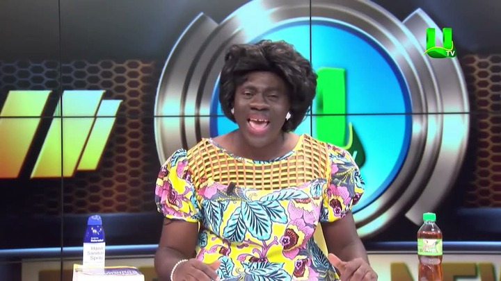 Video: Happy Mother's Day...From Mama Akrotina Akrobeto   Peace FM Videos    Peacefmonline.com