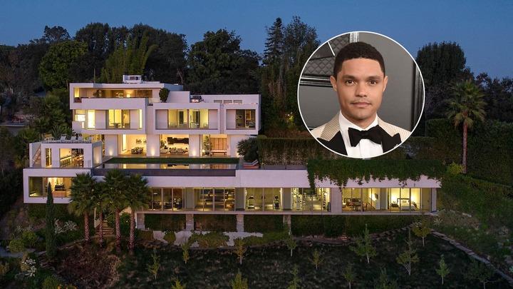 Trevor Noah has spent $27.5 million on a new mansion.