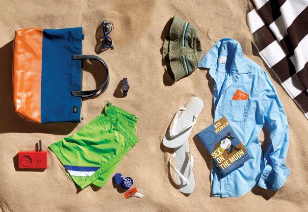 Shore Things: 12 Essentials For Every Man's Beach Bag | Summer accessories  beach, Beach accessories, Men beach