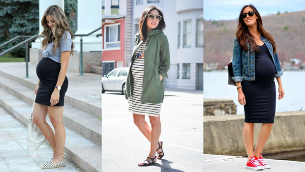 18 Pregnancy Outfit Ideas for a Casual But Cute Maternity Style!