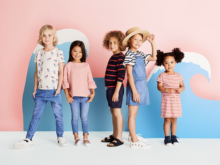 Where to find stylish kids' clothes in Hong Kong for all occasions