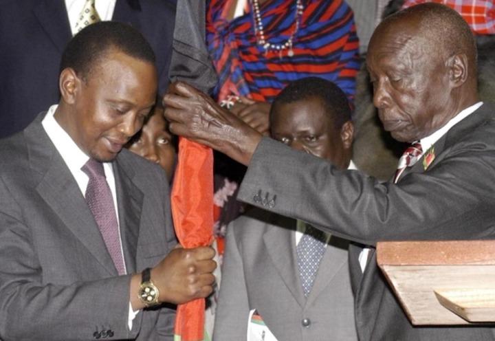 Uhuru Kenyatta Endorsed as KANU's Presidential Torch Bearer - For the Record
