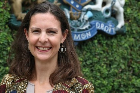 Harriet Thompson appointed British High Commissioner to <a class=