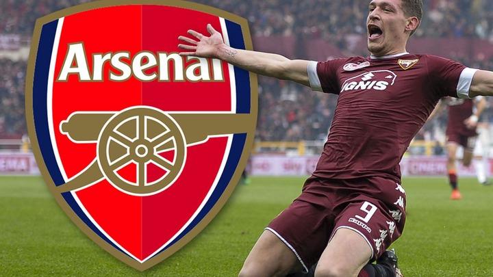 Who is Andrea Belotti? The Torino sensation subject of failed £56million  bid from <a class=