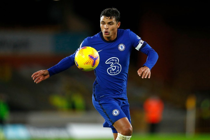 Thiago Silva shares how he has learnt from mistake in his Chelsea debut - The Chelsea Chronicle