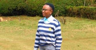 Rehema Kiteto was born in Kwale county in 1997.