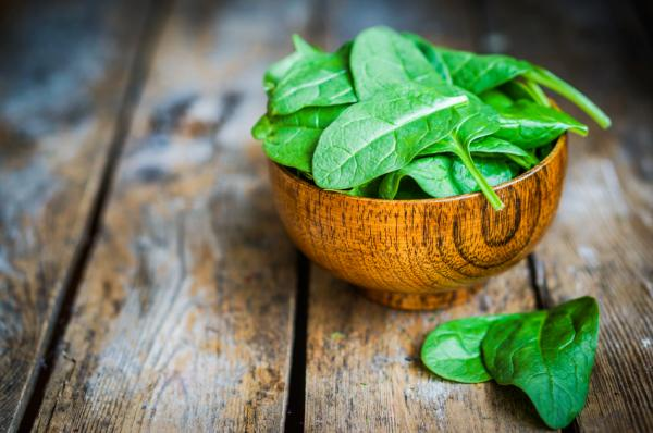 Recipes to lose weight with spinach - Spinach to lose weight