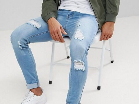 How to Wear Ripped & Distressed Denim   Dapper Confidential