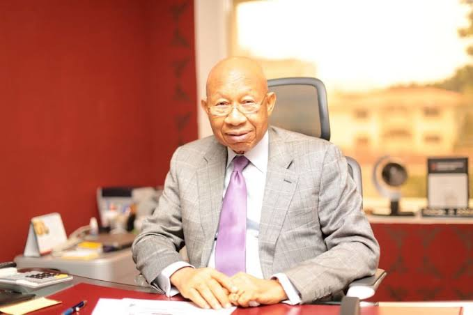 Meet The 81-Year-Old Founder Of Diamond Bank Who Owes Over ₦37 Billion In MTN Shares
