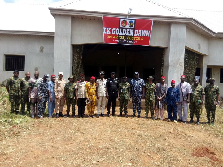 Breaking: Army lunches 'Exercise Golden Dawn' in Anambra State to curb  insecurity