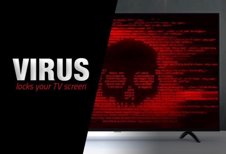 Flocker virus locks your TV screen in ransomware attack