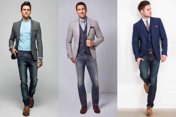 Buy suit and jeans combination> OFF-69%