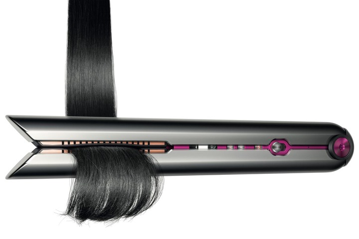 Dyson's newest beauty product is a $499 hair straightener - The Verge