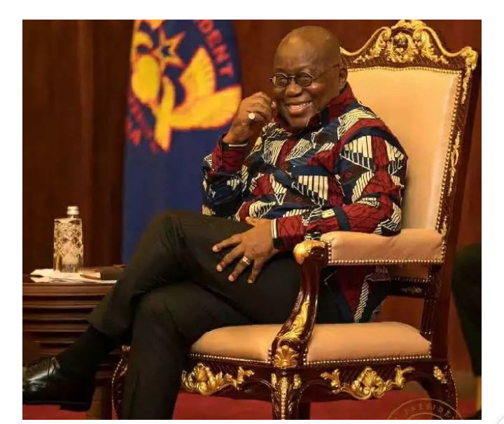 This is why Nana Addo will not carry his own Chair to the Volta Region. - Opera News
