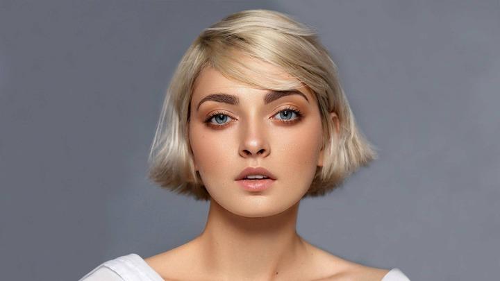 18 Best Short Hairstyles for Round Faces - L'Oréal Paris
