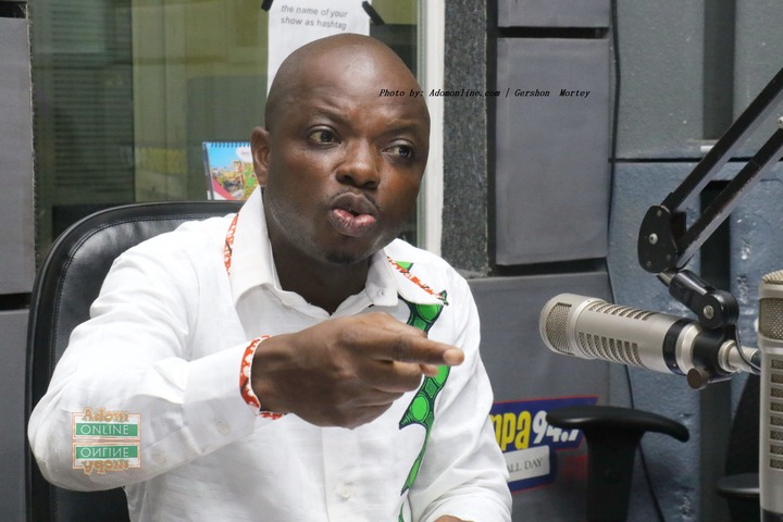I will stop campaigning for Akufo-Addo if …… - Abronye DC