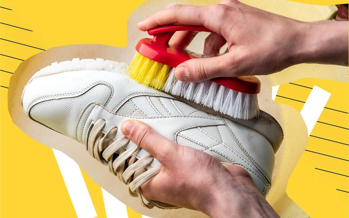 How To Clean White Sneakers (Updated 2021) | SPY