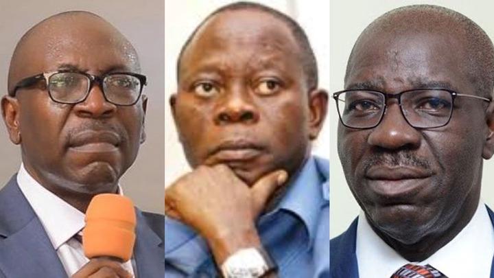 Edo election: Benin monarch, Oba Ewuare summons Oshiomhole, Obaseki, Ize- Iyamu ahead of polls - Daily Post Nigeria