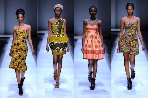 Africa Fashion Week London - Capture Models