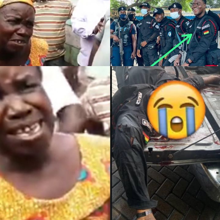 Bullion van robbery: So I won't see my child again, Mother weep sadly after killing at Jamestown - (Video). 53