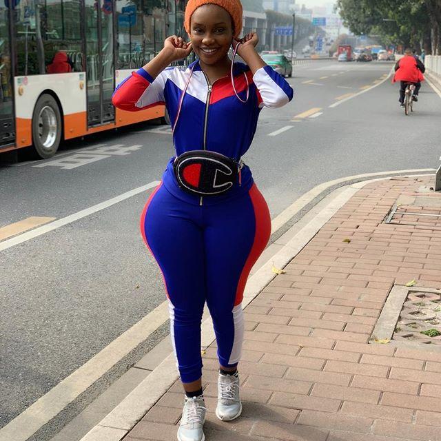 Video Vixen Poshy Queen refutes hip enlargement claims - Daily Active