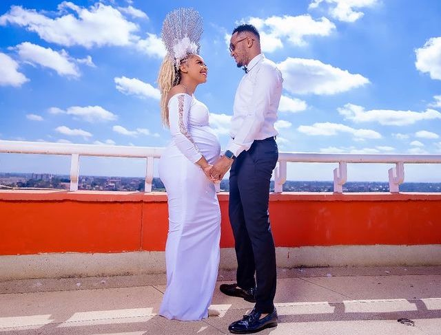 DJ Mo and Size 8 announce they are expecting their third baby
