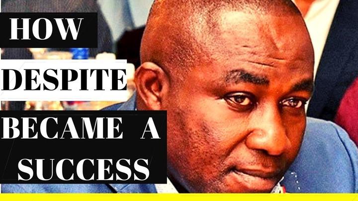 HOW KWAME DESPITE, MADE IT BIG IN GHANA! - YouTube