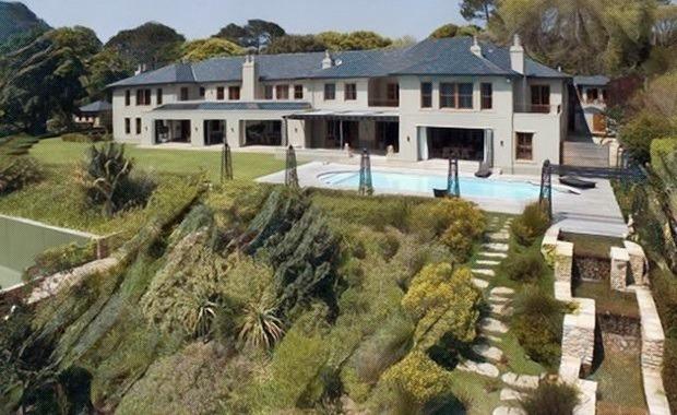 Patrice Motsepe Cape Town house