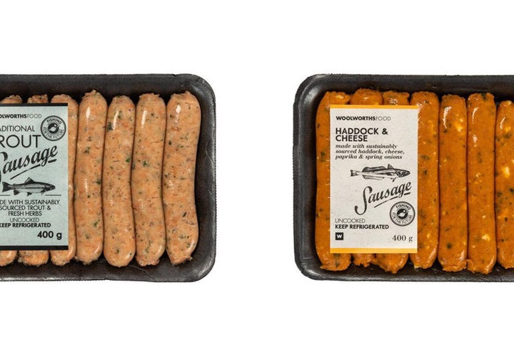 It gets wors: Woolies bring out TWO MORE 'fish sausages'