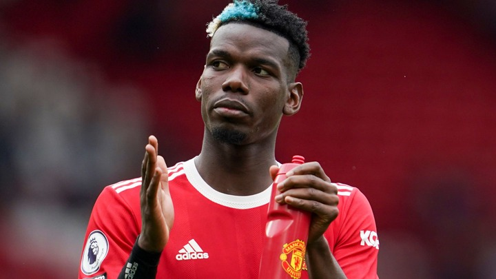 Paul Pogba on Man Utd future and possible Juventus return: 'I'll decide in  summer, let's see what happens' | Football News | Sky Sports