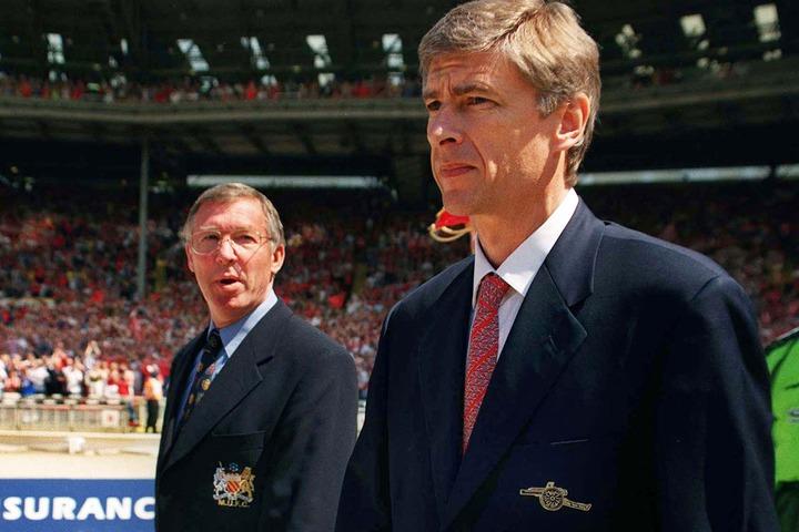 Manchester United tried to get Arsène Wenger to replace Sir Alex Ferguson |  British GQ | British GQ