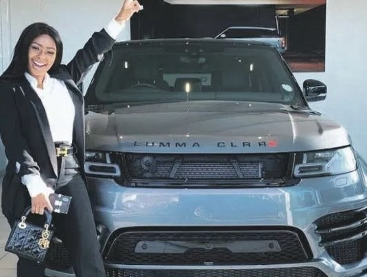 In Pictures: South African female celebrities who drive million-dollar cars