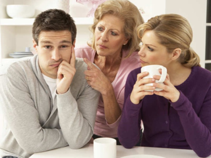 When your man is a mama's boy - Times of India