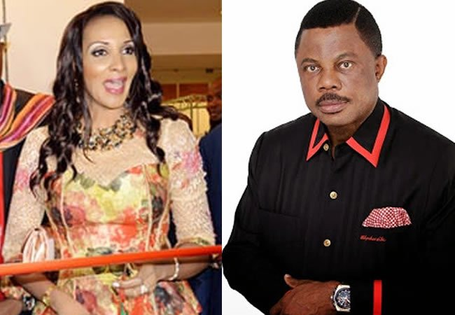 Bianca fumes as Gov Obiano shuns Ojukwu memorial lecture - Punch Newspapers