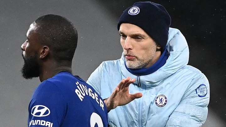 Antonio Rudiger talks fighting for his Chelsea place, life under Thomas  Tuchel and facing Newcastle   Football News   Sky Sports
