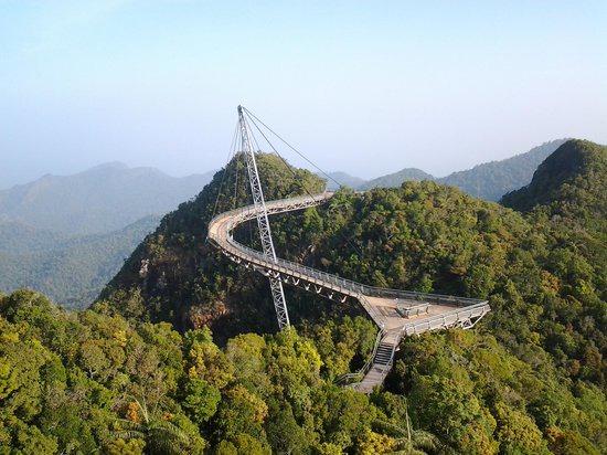 It's worth visiting - Review of Langkawi Sky Bridge, Langkawi, Malaysia -  Tripadvisor
