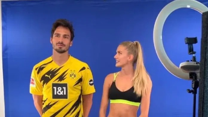 Meet The 21 Year Old Lady Who Is Borussia Dortmund S New Fitness Coach Opera News