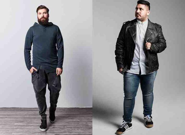 Moda Plus Size Masculina: Dicas