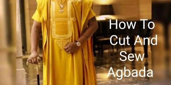 DOWNLOAD: AGBADA Detailed!/ Requested Video #OnHowToCutAndSew/Already Made  Embroidered <a class=