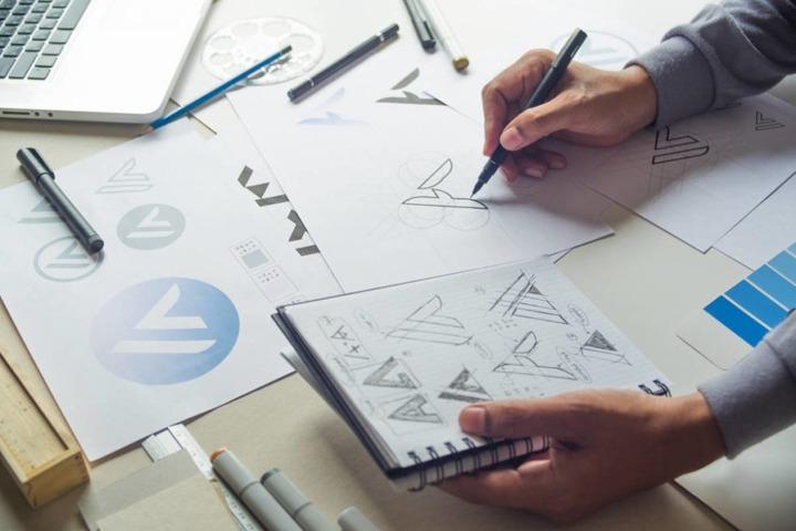 The Logo Design Process - AH Design