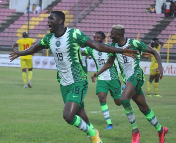 Nigeria become 17th qualifiers - 2022 Africa Cup of Nations Qualifiers