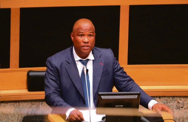 Eastern Cape has a new vision to drive change says premier Oscar Mabuyane |  Citypress