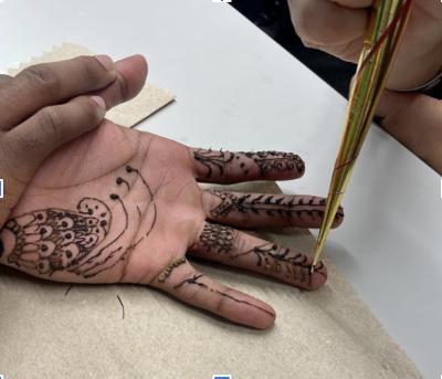 asha savla bridal mehndi designs