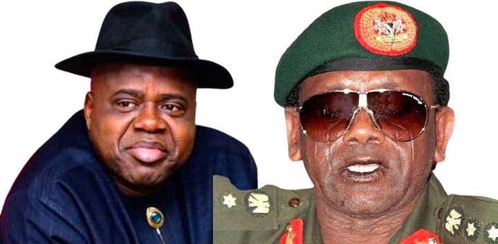 Gen Abacha may not be popular but he is Bayelsa's hero -Gov Diri - Punch  Newspapers