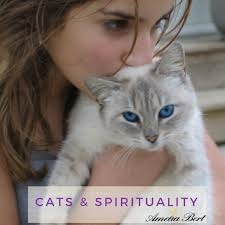 Cats & spirituality - Amelia
