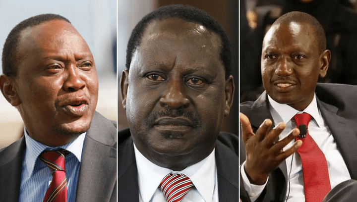 Raila condemned as Jubilee leaders deny Uhuru-Ruto marriage is rocky -  Citizentv.co.ke