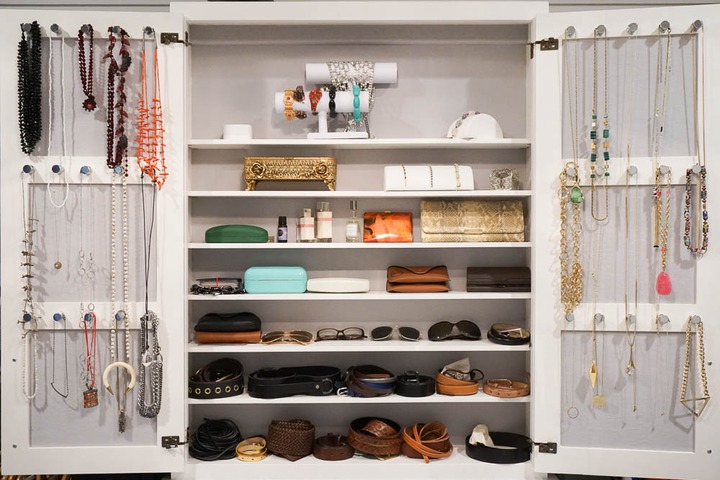 Organize your Accessories - Purely Easy