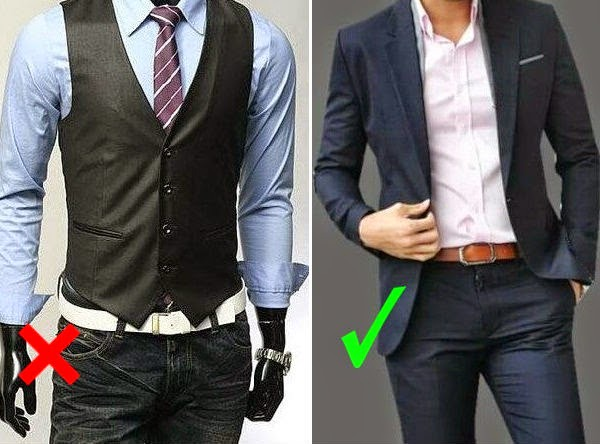 15 Common Mistakes Men make in wearing Suits - LooksGud.com