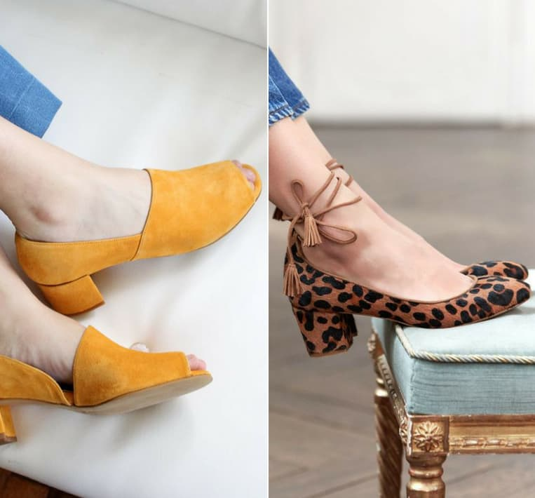 curvy girls heels